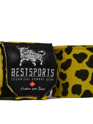 BestSports Cheetah Handwraps