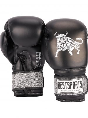 Kids Boxing Gloves – Black